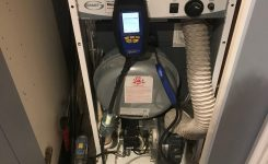 LATEST WORK-OIL BOILER ANNUAL SERVICE-SOMERSET